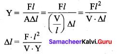 Samacheer Kalvi 11th Physics Solutions Chapter 7 Properties of Matter 8