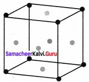 Solid State Chemistry Class 12 State Board Samacheer Kalvi