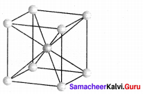 Samacheer Kalvi 12th Chemistry Solution Chapter 6 Solid State-47
