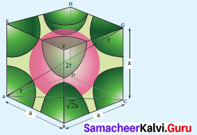 Class 12 Samacheer Chemistry Solutions