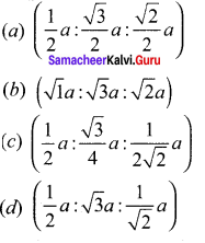12th Chemistry Unit 6 Book Back Answers Samacheer Kalvi