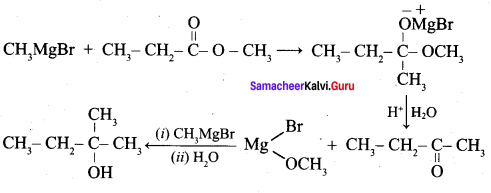 12th Chemistry Chapter 11 Book Back Answers Samacheer Kalvi