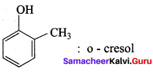 Samacheer Kalvi 12th Chemistry Solutions Chapter 11 Hydroxy Compounds and Ethers-210