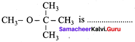 Samacheer Kalvi 12th Chemistry Solutions Chapter 11 Hydroxy Compounds and Ethers-113
