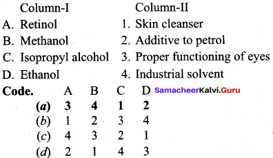 Samacheer Kalvi 12th Chemistry Solutions Chapter 11 Hydroxy Compounds and Ethers-124
