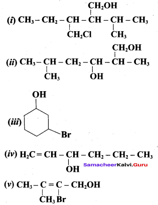Samacheer Kalvi 12th Chemistry Solutions Chapter 11 Hydroxy Compounds and Ethers-226