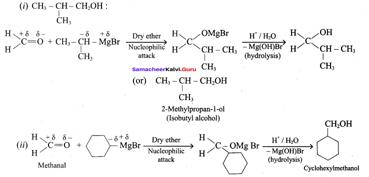 Samacheer Kalvi 12th Chemistry Solutions Chapter 11 Hydroxy Compounds and Ethers-230