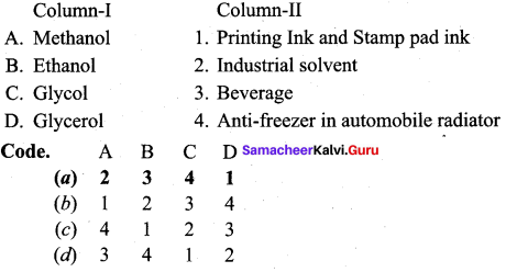 Samacheer Kalvi 12th Chemistry Solutions Chapter 11 Hydroxy Compounds and Ethers-134