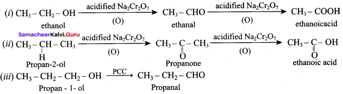 Samacheer Kalvi 12th Chemistry Solutions Chapter 11 Hydroxy Compounds and Ethers-203