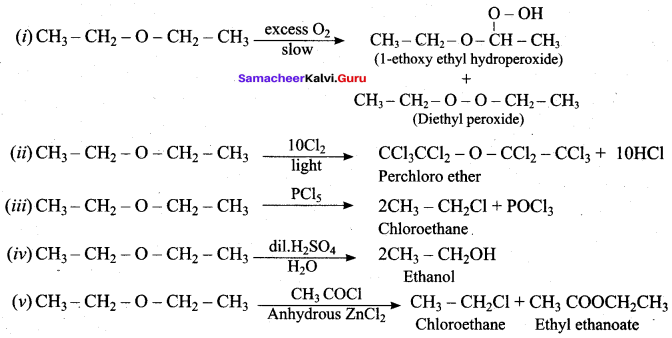 Samacheer Kalvi 12th Chemistry Solutions Chapter 11 Hydroxy Compounds and Ethers-252