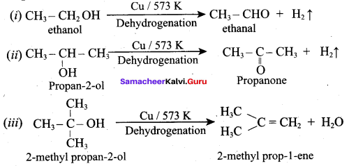 Samacheer Kalvi 12th Chemistry Solutions Chapter 11 Hydroxy Compounds and Ethers-204