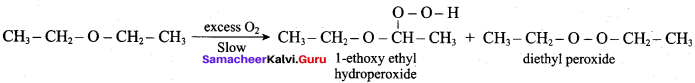 Samacheer Kalvi 12th Chemistry Solutions Chapter 11 Hydroxy Compounds and Ethers-181