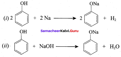 Samacheer Kalvi 12th Chemistry Solutions Chapter 11 Hydroxy Compounds and Ethers-187