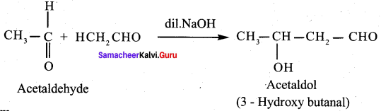 Samacheer Kalvi 12th Chemistry Solutions Chapter 12 Carbonyl Compounds and Carboxylic Acids-265