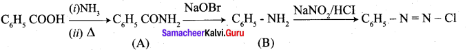 Samacheer Kalvi 12th Chemistry Solutions Chapter 12 Carbonyl Compounds and Carboxylic Acids-11