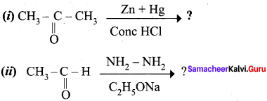 Samacheer Kalvi 12th Chemistry Solutions Chapter 12 Carbonyl Compounds and Carboxylic Acids-115