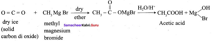 Samacheer Kalvi 12th Chemistry Solutions Chapter 12 Carbonyl Compounds and Carboxylic Acids-123