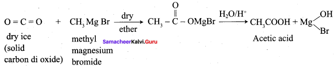 Samacheer Kalvi 12th Chemistry Solutions Chapter 12 Carbonyl Compounds and Carboxylic Acids-302