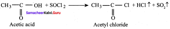 Samacheer Kalvi 12th Chemistry Solutions Chapter 12 Carbonyl Compounds and Carboxylic Acids-134