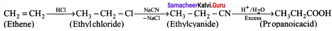 Samacheer Kalvi 12th Chemistry Solutions Chapter 12 Carbonyl Compounds and Carboxylic Acids-37
