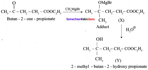 Samacheer Kalvi 12th Chemistry Solutions Chapter 12 Carbonyl Compounds and Carboxylic Acids-43