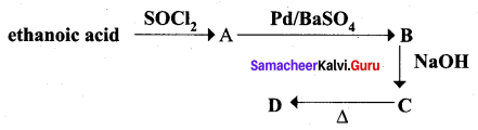 Samacheer Kalvi 12th Chemistry Solutions Chapter 12 Carbonyl Compounds and Carboxylic Acids-49