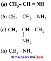 Samacheer Kalvi 12th Chemistry Solutions Chapter 12 Carbonyl Compounds and Carboxylic Acids-164