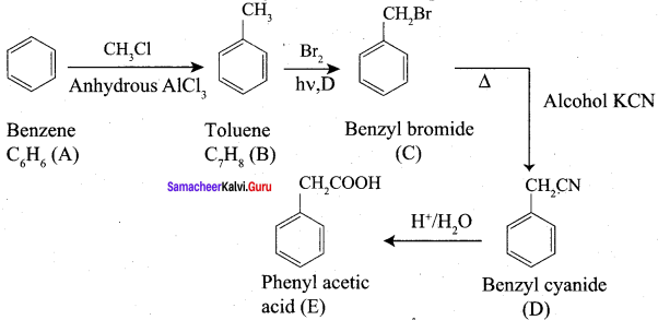 Samacheer Kalvi 12th Chemistry Solutions Chapter 12 Carbonyl Compounds and Carboxylic Acids-281