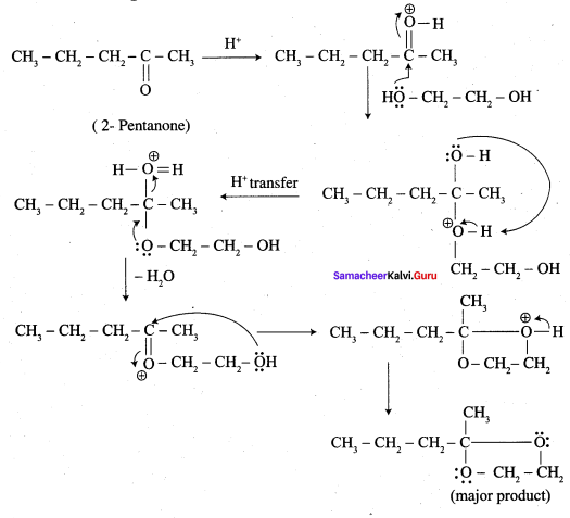 Samacheer Kalvi 12th Chemistry Solutions Chapter 12 Carbonyl Compounds and Carboxylic Acids-70