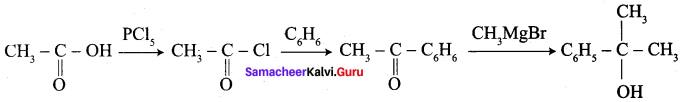 Samacheer Kalvi 12th Chemistry Solutions Chapter 12 Carbonyl Compounds and Carboxylic Acids-8