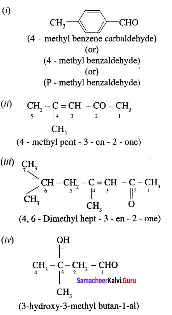 Samacheer Kalvi 12th Chemistry Solutions Chapter 12 Carbonyl Compounds and Carboxylic Acids-86