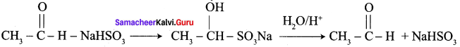 Samacheer Kalvi 12th Chemistry Solutions Chapter 12 Carbonyl Compounds and Carboxylic Acids-254