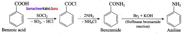 Samacheer Kalvi 12th Chemistry Solutions Chapter 13 Organic Nitrogen Compounds-305