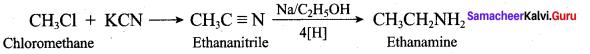 Samacheer Kalvi 12th Chemistry Solutions Chapter 13 Organic Nitrogen Compounds-312