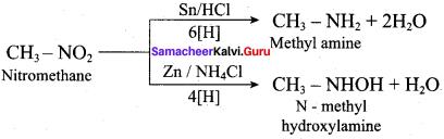 Samacheer Kalvi 12th Chemistry Solutions Chapter 13 Organic Nitrogen Compounds-119