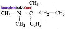Samacheer Kalvi 12th Chemistry Solutions Chapter 13 Organic Nitrogen Compounds-15