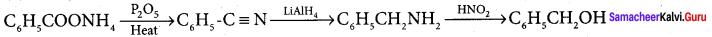 Samacheer Kalvi 12th Chemistry Solutions Chapter 13 Organic Nitrogen Compounds-19
