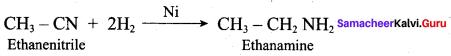 Samacheer Kalvi 12th Chemistry Solutions Chapter 13 Organic Nitrogen Compounds-142