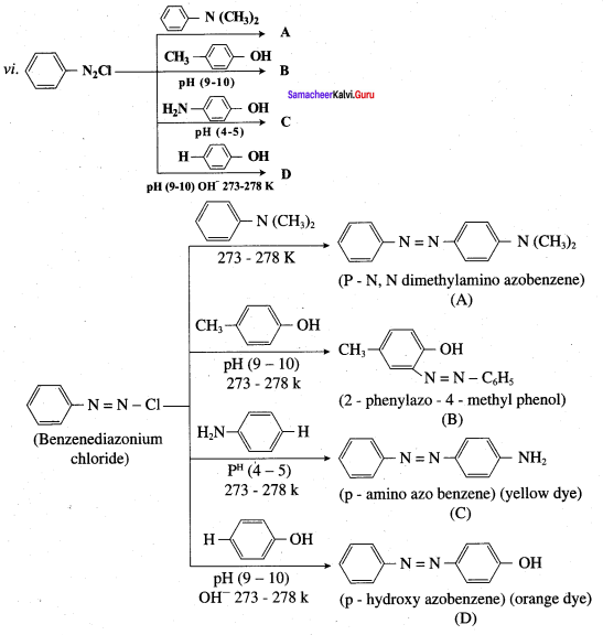 Samacheer Kalvi 12th Chemistry Solutions Chapter 13 Organic Nitrogen Compounds-47