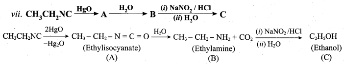 Samacheer Kalvi 12th Chemistry Solutions Chapter 13 Organic Nitrogen Compounds-48