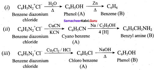 Samacheer Kalvi 12th Chemistry Solutions Chapter 13 Organic Nitrogen Compounds-155