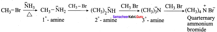 Samacheer Kalvi 12th Chemistry Solutions Chapter 13 Organic Nitrogen Compounds-50