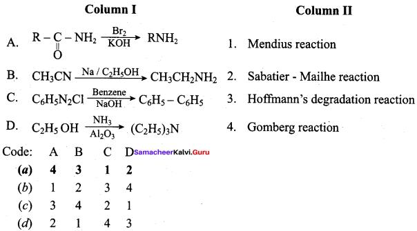 Samacheer Kalvi 12th Chemistry Solutions Chapter 13 Organic Nitrogen Compounds-247