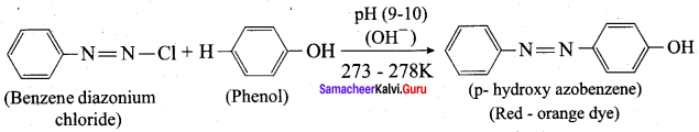 Samacheer Kalvi 12th Chemistry Solutions Chapter 13 Organic Nitrogen Compounds-55