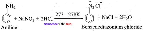 Samacheer Kalvi 12th Chemistry Solutions Chapter 13 Organic Nitrogen Compounds-57