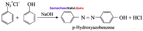 Samacheer Kalvi 12th Chemistry Solutions Chapter 13 Organic Nitrogen Compounds-163