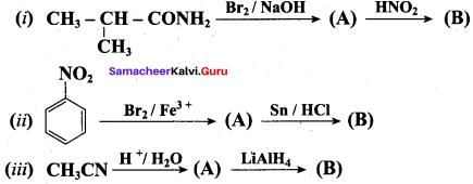 Samacheer Kalvi 12th Chemistry Solutions Chapter 13 Organic Nitrogen Compounds-166