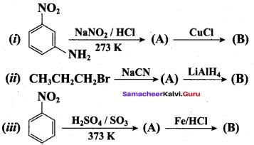 Samacheer Kalvi 12th Chemistry Solutions Chapter 13 Organic Nitrogen Compounds-168