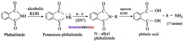 Samacheer Kalvi 12th Chemistry Solutions Chapter 13 Organic Nitrogen Compounds-63