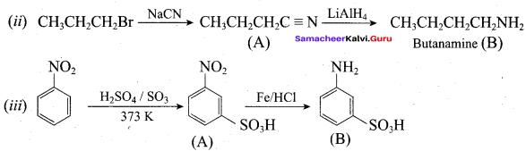 Samacheer Kalvi 12th Chemistry Solutions Chapter 13 Organic Nitrogen Compounds-170
